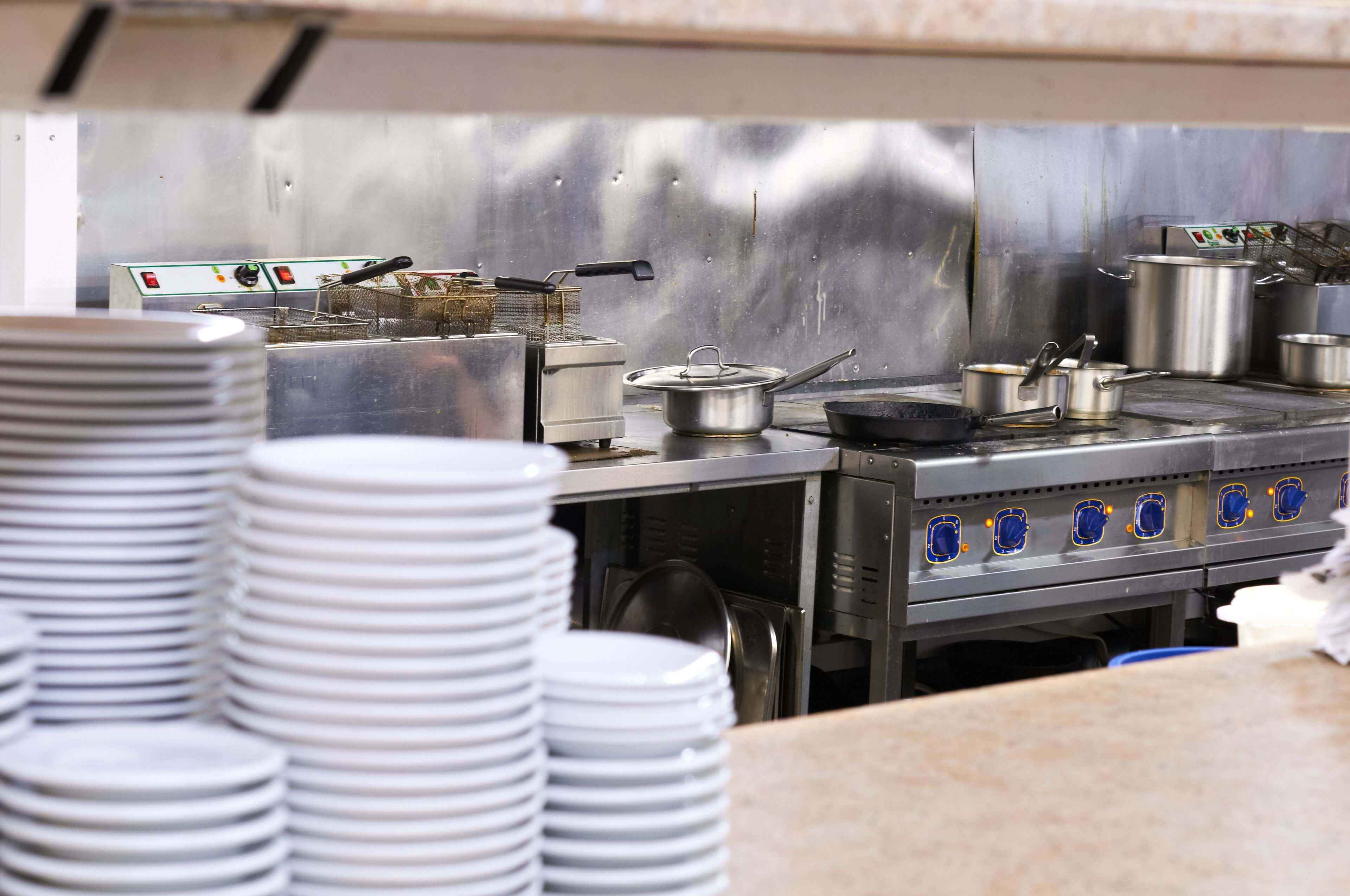 restaurant equipment provider CA
