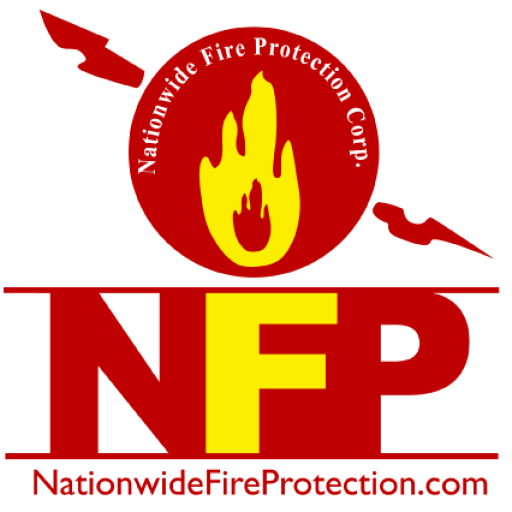 Nationwide Fire Protection | Fire Sprinkler Installation | Fire Restoration Icon