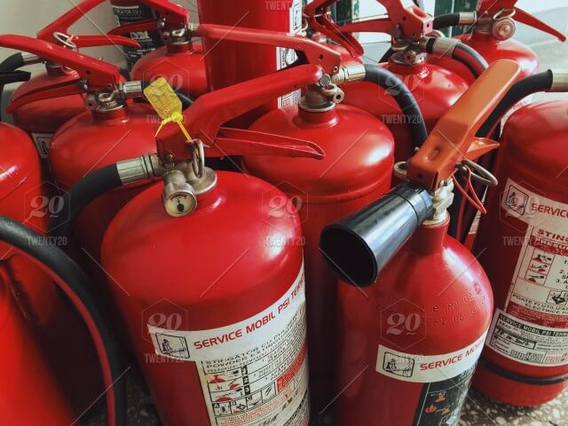Fire Suppression Los Angeles