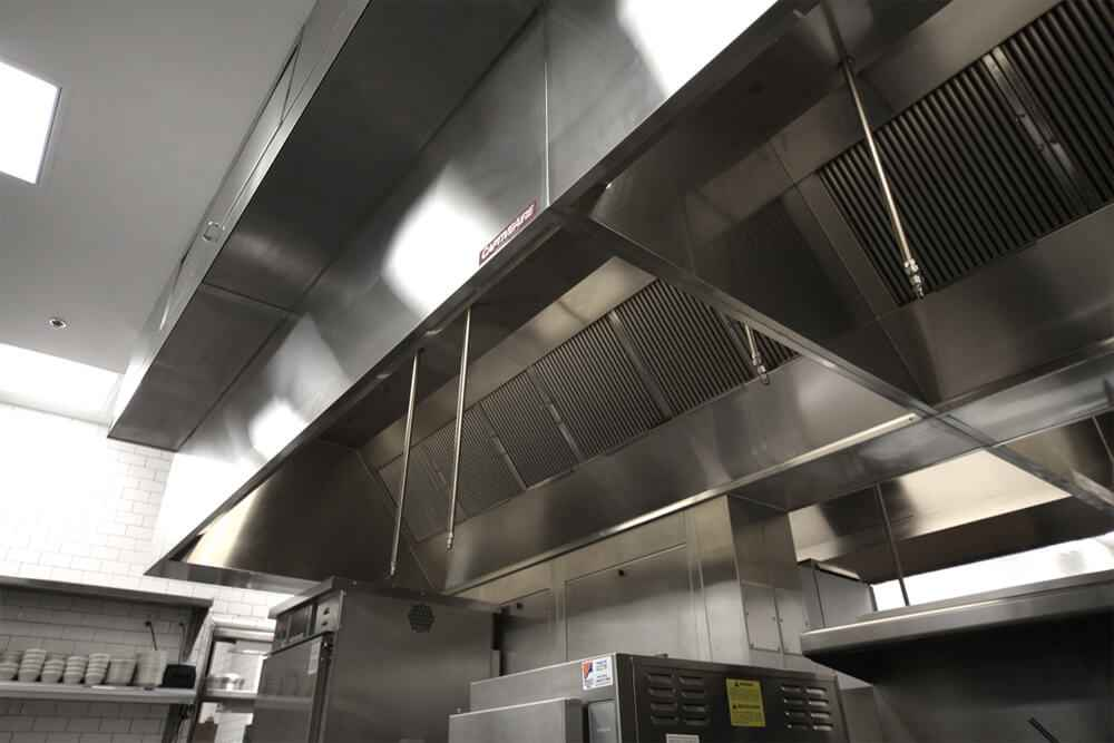 Commercial Vent Hood Installation In Denver Co