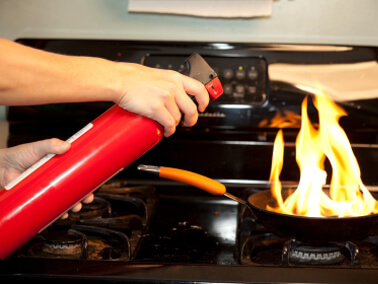 Chemical Fire Extinguisher Safety Around Food Denver